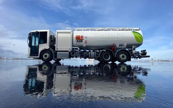 Centreline introduces Sustainable Aviation Fuel as part of Carbon Neutral Flight Strategy