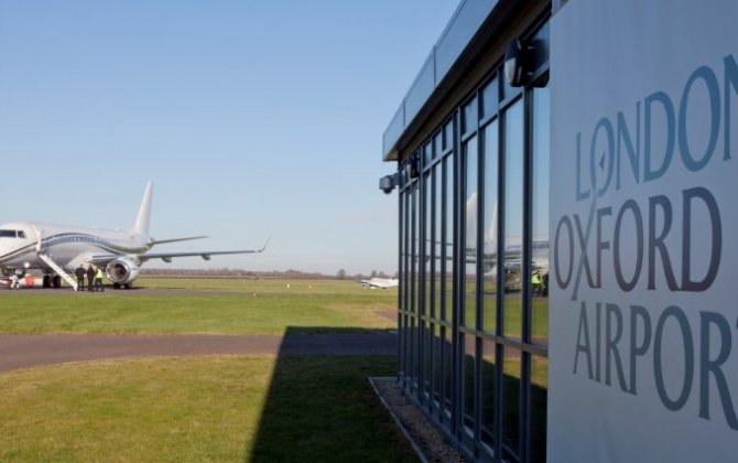 Centrik takes London Oxford Airport to new certification heights