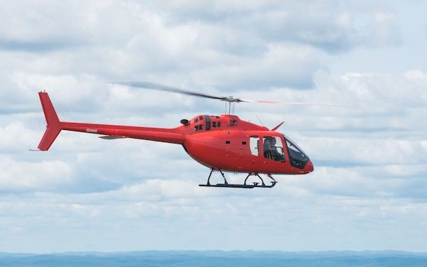 Certification of the GFC 600H for the Bell 505 is expected in 2020