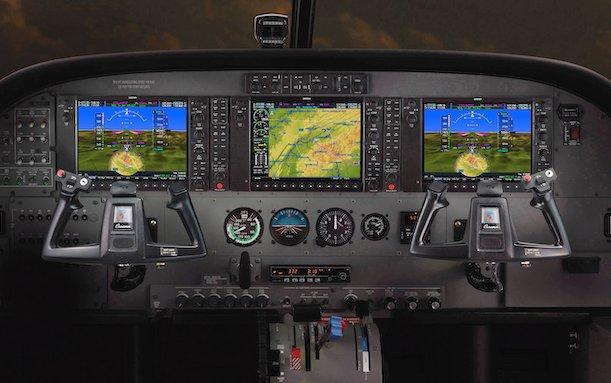 Cessna Caravan and Grand Caravan EX turboprops with New Flight Deck Features