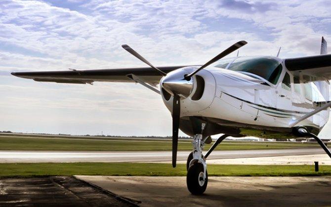 Cessna Caravan powers ahead in China