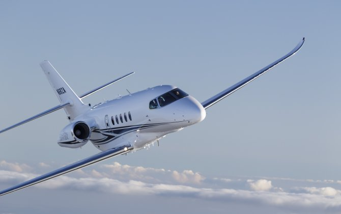Cessna Citation Latitude makes FIDAE International Air and Space Fair debut