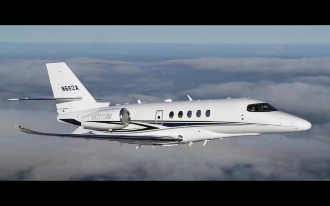 Cessna Citation Latitude popularity soars, reaches 100th delivery milestone