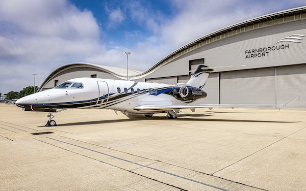 Cessna Citation Longitude is now EASA certified