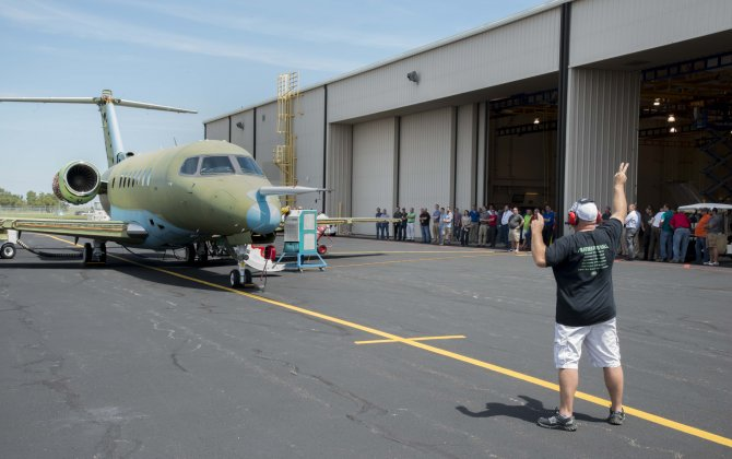 Cessna Citation Longitude moves closer to first flight with ground engine tests