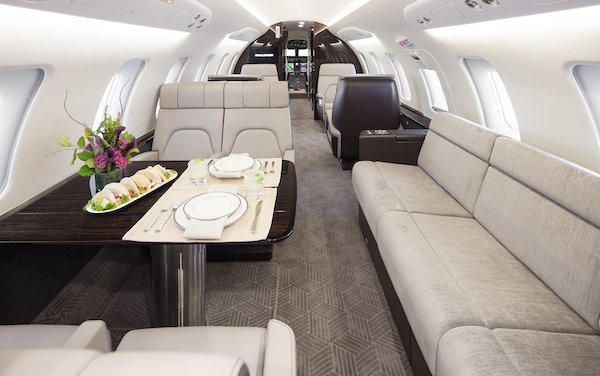 Challenger 650 addition to Meridian ever-growing fleet