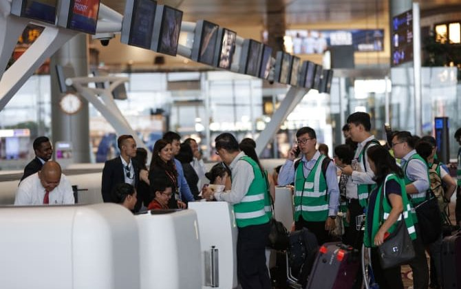 Changi Airport Terminal 4 starts operations