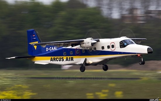 Chapman Freeborn acquires Arcus Air Logistics