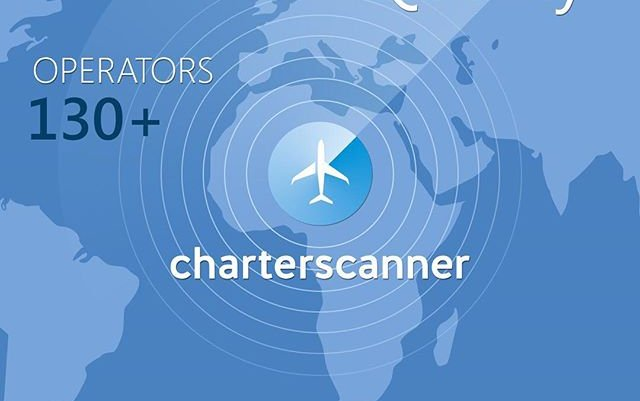 Charterscanner connected to AIROPS via API