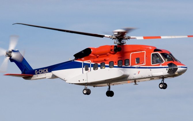 CHC helicopter makes unscheduled landing on oil platform off Norway