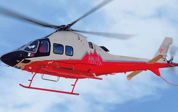 Chilean helicopter fleet grows stronger with first AW109 Trekker sale in the country