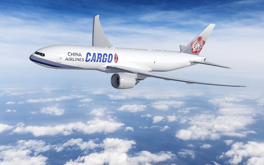 China Airlines Finalize Order for Six Boeing 777 Freighters