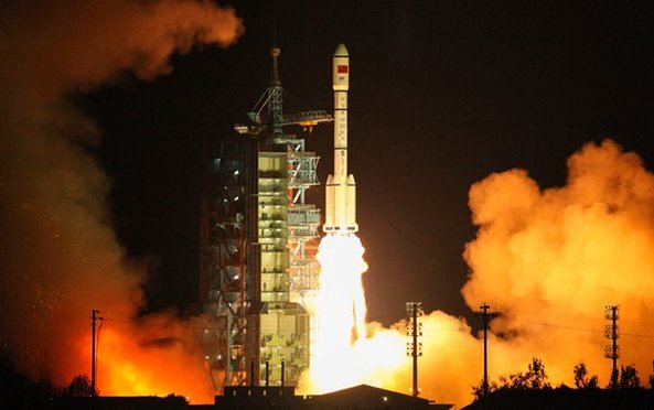 China Plans to Launch Manned Spacecraft Shenzhou-11 on Monday