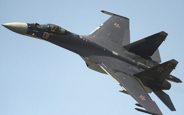 China receives 24 Su-35S fighters