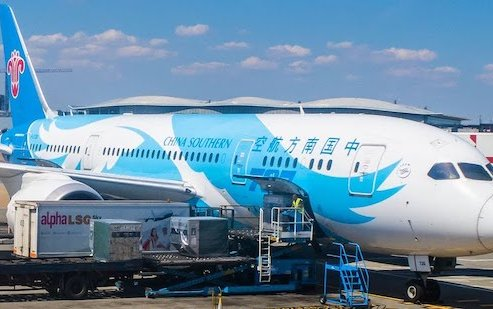 China Southern Airlines and GE Aviation 12-year Systems TrueChoice services and support contract