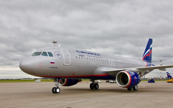 China's Favourite International Airline for the Third Consecutive Year is Aeroflot