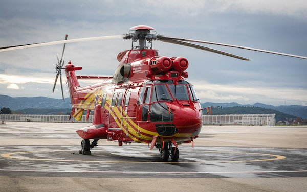 China's first Airbus H215 helicopter delivered to SGGAC
