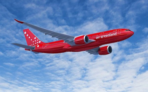 Christmas order for an A330neo - Air Greenland