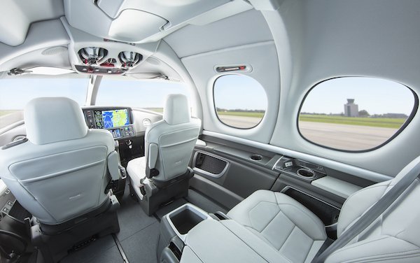 Cirrus Aircraft Vision Jet will be joining Luxaviation UK managed fleet