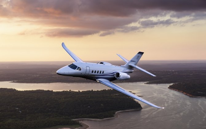 Citation Sovereign+ and Citation Latitude gain additional capability with steep approach certification