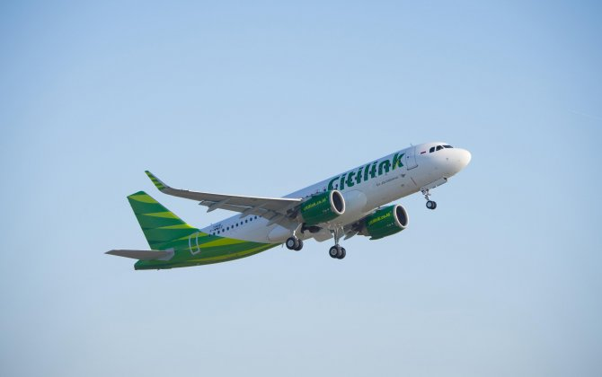 Citilink becomes first airline in Indonesia to operate A320neo
