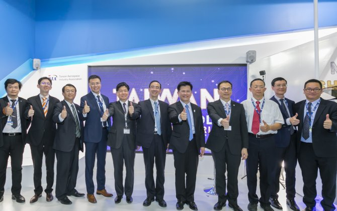 City of Taichung and Dassault Systèmes Sign MoU to Promote Intelligent Machines