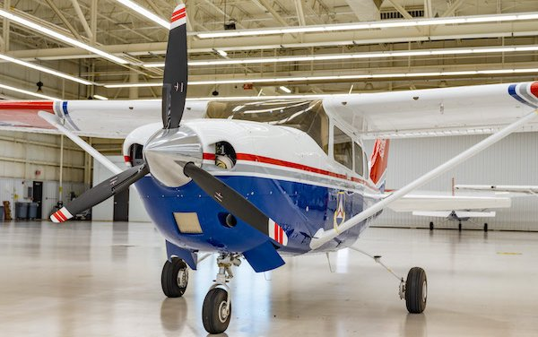 Civil Air Patrol and Textron Aviation Special Missions continued collaboration