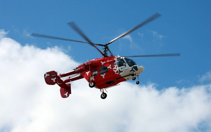 Civil version of Ka-226T helicopter certified for operation under high temperatures