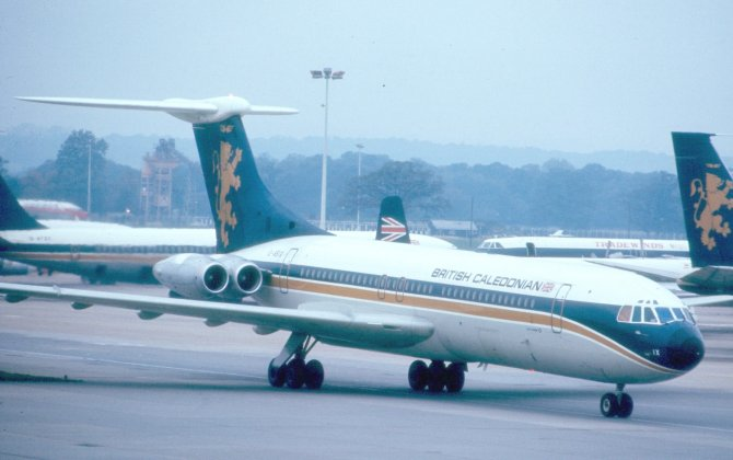 Classic Vickers VC10 aircraft to go on display in Sharjah