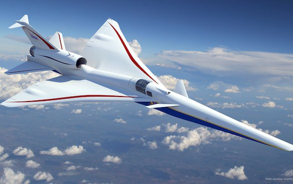 Collins Aerospace goes supersonic with win on new X-59 QueSST demonstrator aircraft