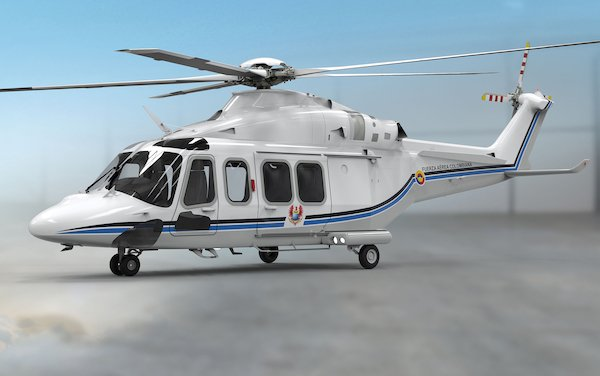Colombia new Presidential helicopter will be Leonardo AW139