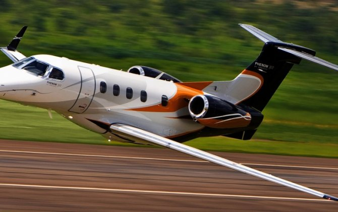 Colorful Yunnan signs firm order for two Embraer Phenom 300s
