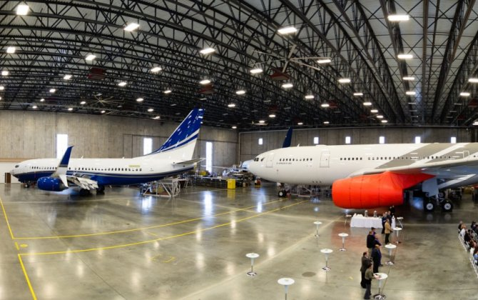Comlux America Expands Hangar, Adds Widebody Capability