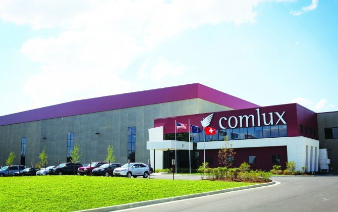 Comlux America welcomes 12th VIP interior completion