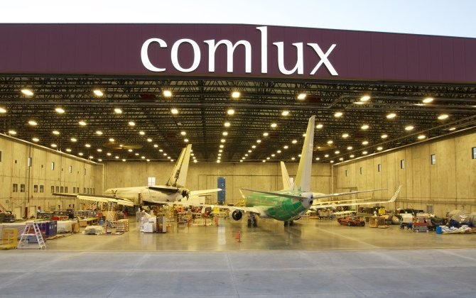 Comlux wins 737 completion work for Asian customer