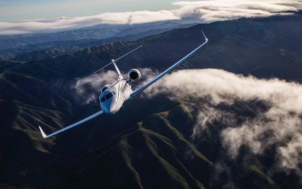 Congratulations - 600th Gulfstream G550 delivered