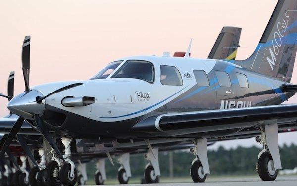 Congratulations - Piper M600/SLS HALO System with Garmin Autoland now EASA certified