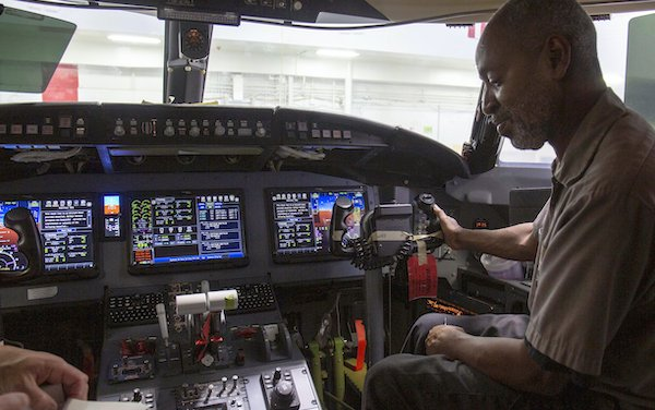 Constant Aviation continues industry-leading pace of Challenger 604 Flight Deck Modernizations
