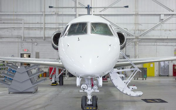 Constant Aviation New Price-Cap Program for Embraer Legacy inspection