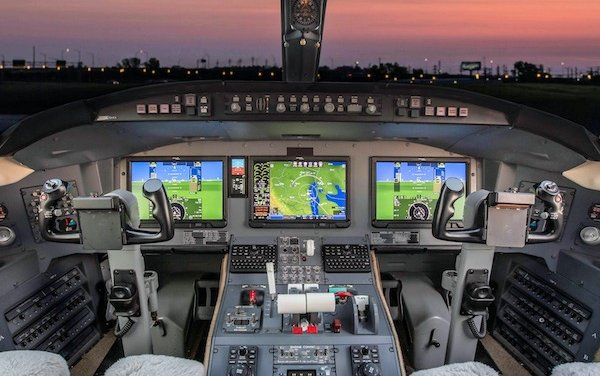 Constant Aviation Pro Line Fusion upgrade on Bombardier Challenger 604s validated by Transport Canada