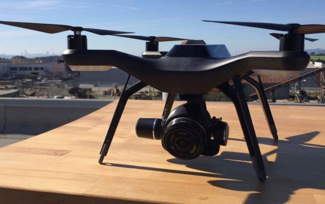 Consumer drone business stumbles, but commercial markets beckon