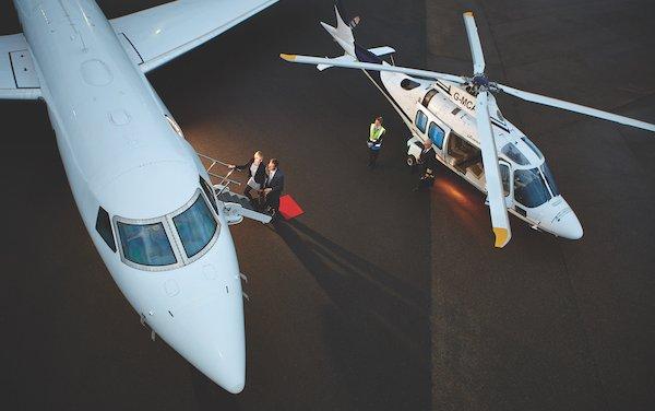 Contactless Travel initiative - London Biggin Hill Airport