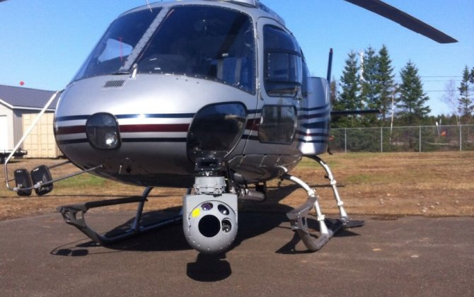 Controp releases new lightweight high definition (HD) EO/IR camera payload for helicopters