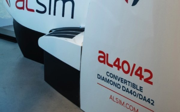 Convertible ALSIM AL40/42 simulator now available
