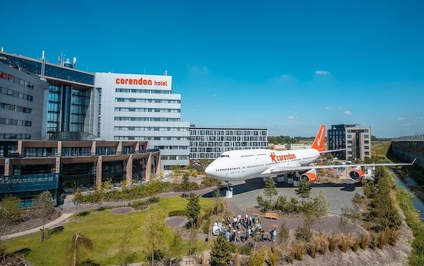 Corendon live tour of Boeing 747 for people at home