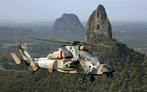 Cost-effective Tiger for Australia operations beyond 2040 by Airbus Helicopters