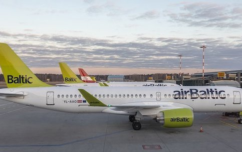 Covid-19 for airBaltic -185 million consolidated loss in the first half of 2020