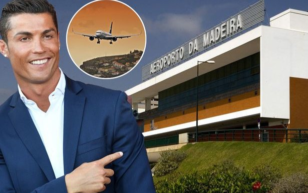 Cristiano Ronaldo to have airport named after him