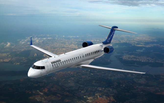 Customer Orders up to Twelve Bombardier CRJ900 Aircraft