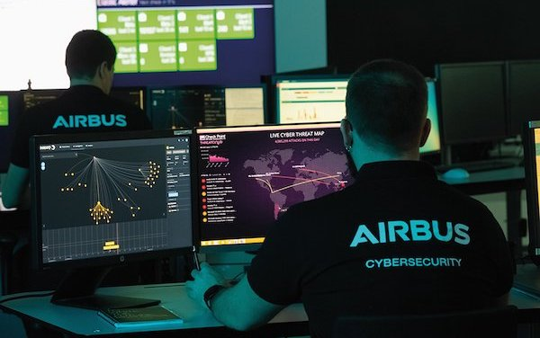 Cyber bodyguards - Airbus provide peace of mind during the COVID-19 pandemic